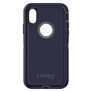 OtterBox iPhone X Defender ケース【Screenless Edition】(Stormy Peaks)
