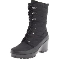 [ロックポート] ROCKPORT LORRAINE QUILTED BOOT  K59461 BLACK (ブラック/USA 6)