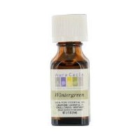Pure Essential Oil Wintergreen - 0.5 fl oz by Aura Cacia