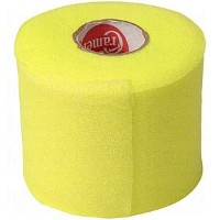 Mixed Colors Bulk Prewrap for Athletic Tape - 12 Rolls, Yellow by IthacaSports