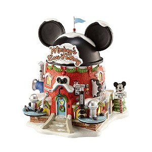 Department 56 ディズニー ライトハウス Mickey's Ears Factory #4020206 4020206