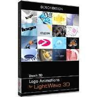 D3D-LALW 「直送」【代引不可・他メーカー同梱不可】 DOSCH DESIGN DOSCH 3D: Logo Animations for Lightwave3D