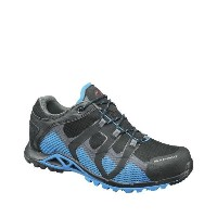 17FW マムート(MAMMUT) Comfort Low GTX SURROUND メンズ 3020-04410 00024 black-atlantic シューズ