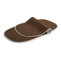 Graco Pack 'n Play Changing Pad Cover, 2-pack, Arden Brown by Graco [並行輸入品]