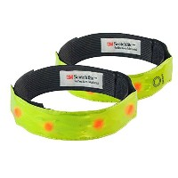 Time To Run High Visibility Armband With LED by Time To Run