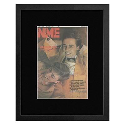Haircut One Hundred - NME Cover March 1982 Framed Mini Poster - 53x43cm