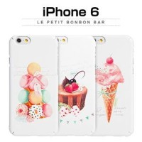 その他 Happymori iPhone6 Le Petit BonBon Bar チョコケーキ【代引不可】 ds-1823350
