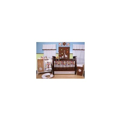 Baby & Me 6pc Crib Set by Bacati