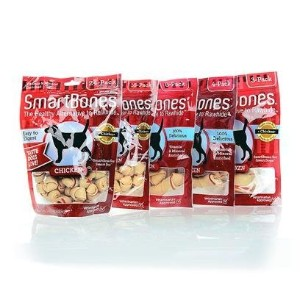 Smart Bone Smart Bone Chicken Bone Sb Chicken Mini 16Pk Treats & Chews by Smartbone