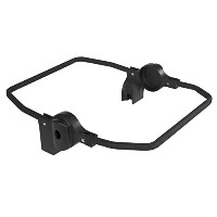 Contours Infant Car Seat Adapter ZY008-BLK3 for Single Strollers, Graco by Contours
