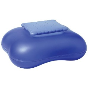Mary Biscuit Box by Stefano Giovannoni Color: Blue