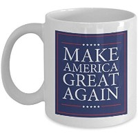 """Inauguration Dayコーヒーマグ–""""アメリカを再びGreat。」Perfectギフト 11oz s00102398kldj"""