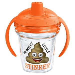 Tervis–絵文字、Mommy 's Little Stinker 6oz Sippy Cup