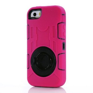 Yyue Amy-grade Protective Hard Case, Rose Red by YYUE