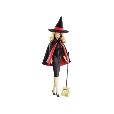 Barbie(バービー) Collector Bewitched Samantha Doll ドール 人形 フィギュア