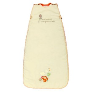 LIMITED TIME OFFER! The Dream Bag Baby Sleeping Bag Gingerbread 18-36 months 2.5 TOG - Cream by The...