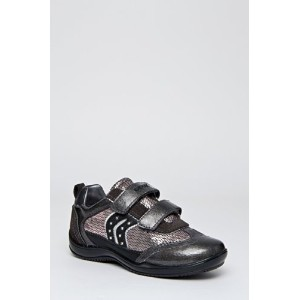 Geox Girls Conny fashion-sneakers カラー: グレー