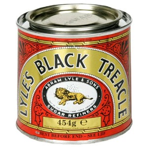 Lyle's Black Treacle, 16-Ounce Containers (Pack of 6) by Lyle's