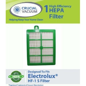 Electrolux & Eureka用交換HEPAフィルタスタイルFits Sanitaire Vacuums、と互換性パーツ# h12& hf-1、by Think Crucial