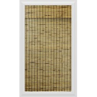 Calyx Interiors竹Roman Shade 29-Inch Width by 74-Inch Height A04TBB290740