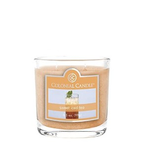 Colonial Candle 3.5oz Oval Sweet Iced Tea
