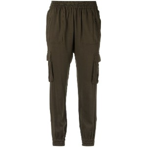 Olympiah - elasticated cuffs trousers - women - ビスコース - 40