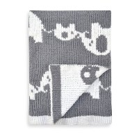Just Born Hattie & Ellie Crib Bedding Collection (Sweater Blanket) by Just Born
