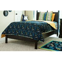 Pam Grace Creations Rockstar Bedding Set, Full/Queen by Pam Grace Creations