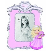 Precious Moments Princess Photo Frame [並行輸入品]