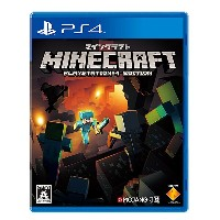 【PS4ソフト】Minecraft: PlayStation(R)4 Edition