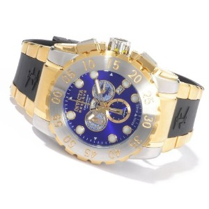 インビクタ 時計 インヴィクタ 腕時計 Invicta Leviathan Swiss Quartz Chrono watch with Blue Dial 6658