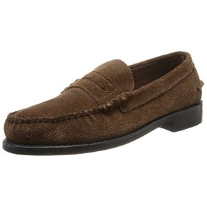 SEBAGO[セバゴ]CLASSIC (SUEDE LEATHER) クラシック(スエードレザー) (8.5(26.5㎝), Brown)