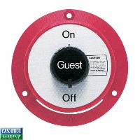 GUEST バッテリースイッチ 1系統 230A