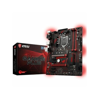 Z370 GAMING PLUS MSI ATX対応マザーボード