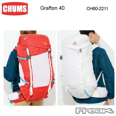 CHUMS チャムス バックパック CH60-2211 Grafton 40 グラフトン40 ※取り寄せ品