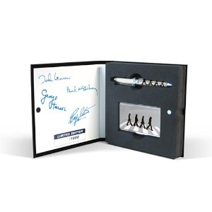 【16周年クーポン配布】【在庫限り】 PBEA12-SET ACME THE BEATLES COLLECTION ABBEY ROAD LIMITED EDITION ローラーボールペン...