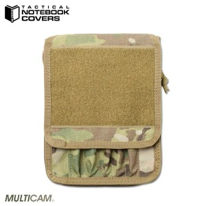TACTICAL NOTEBOOK COVERS タクティカルノートブックカバー 2030 Tactical Notebook Cover (タクティカルノートブックカバー)MultiCam《WIP》