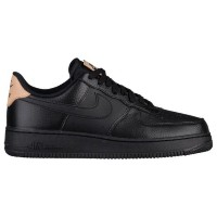 (取寄)Nike ナイキ メンズ エア フォース 1 LV8 スニーカー Nike Men's Air Force 1 LV8 Black Black White Gum Light Brown