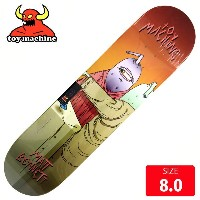 TOYMACHINE トイマシーン デッキ BENNETT LAST SUPPER DECK 8.0 TMD-148 スケートボード skateboard