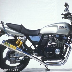 3016Y アールピーエム RPM フルエキゾースト4in2in1 93年-00年 XJR400 チタン