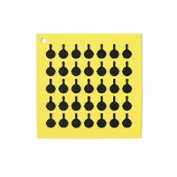 LODGE SILICONE TRIVET【AS7S21-YELLOW】
