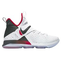 "NIKE LEBRON 14 ""Flip the Switch"" メンズ White/Black/University Red ナイキ レブロン James, Lebron"