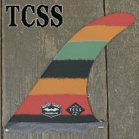 TCSS/The Critical Slide Society CJ STRIPE FIN MULTI CJ NELSONモデル ロングボード用フィン ボックスフィン/センターフィン...