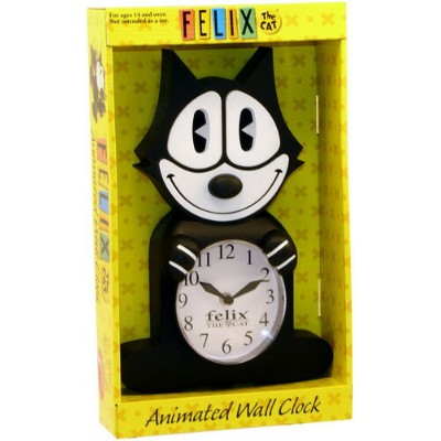 [NJ Croce(NJクローチェ)] Felix the Cat 3-D Motion Clock