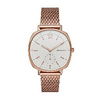 スカーゲン Skagen 腕時計 Skagen Women's SKW2401 Rungsted Rose Gold Mesh Watch