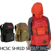 17-18 FALL/WINTER BURTON バートン 【 HCSC SHRED SCOUT PACK 】 Day Pack デイパック バックパック 日本正規品 【あす楽_年中無休】