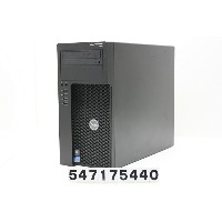 DELL Precision T1650 Core i5 3550 3.3GHz/8GB/250GB/Multi/RS232C/Win7/GeForce GTX 1050Ti【中古】...