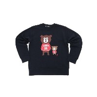 The Wonderful! design works. / Ivy Bears Crew Sweat ビームスT【送料無料】