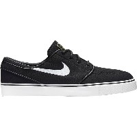 ナイキ メンズ シューズ・靴 スニーカー【Zoom Stefan Janoski Canvas Shoes】Black/White/Light Brown