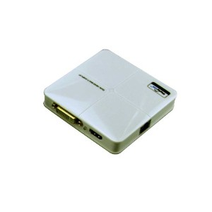 """LB1 ハイ パフォーマンス New USB to VGA/DVI/HDMI Adapter for デル Xps13 13.3"""" ノート Intel Core i5 1.6GHz 4GB..."""